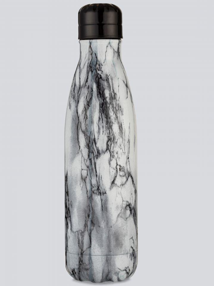 בקבוק שתיה  MARBLE בצבע לבן