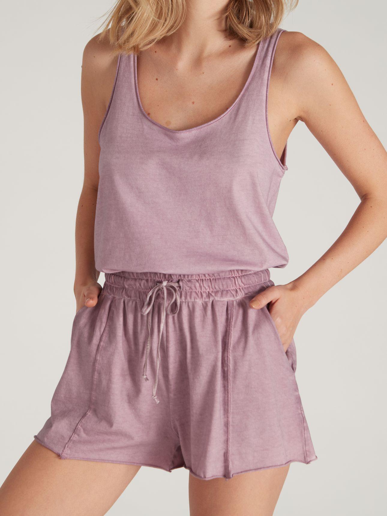 מכנסיים קצרים ROMI בצבע סגול בהיר